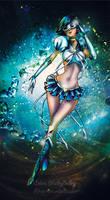 Sailor Mercury Action
