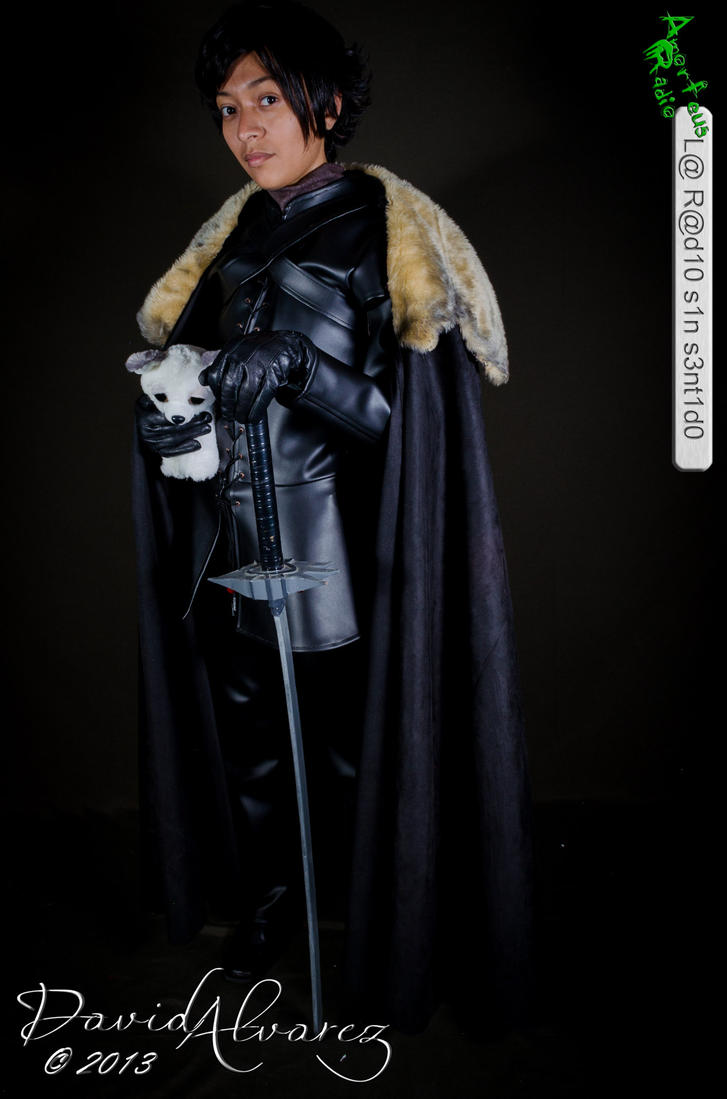 Lord Snow by PrinceLelouchLowell