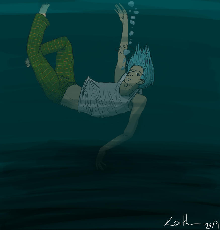 .:dragging me down:. by ToxicHikaru