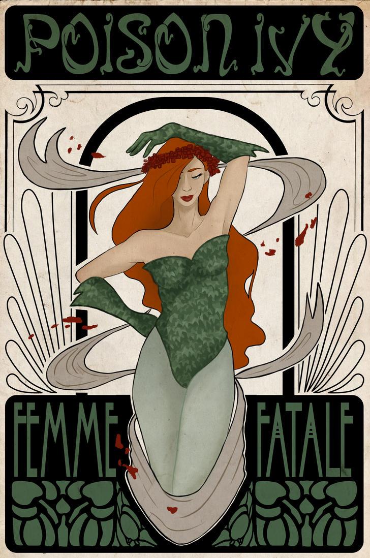 Femme Fatale by glitterkunt