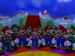 Different Mario Bros