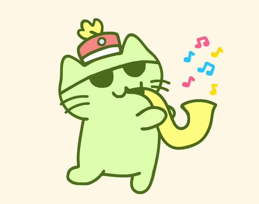 Jazzy Kitty by JJsonicblast86