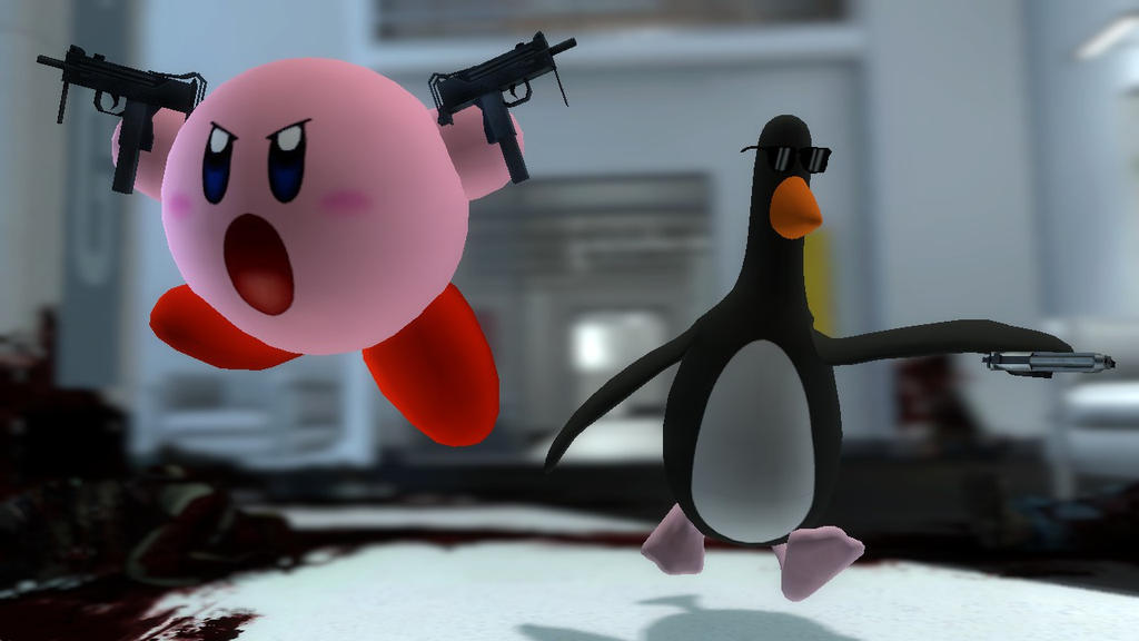 Perfect Kirby (Gmod Version) by JJsonicblast86