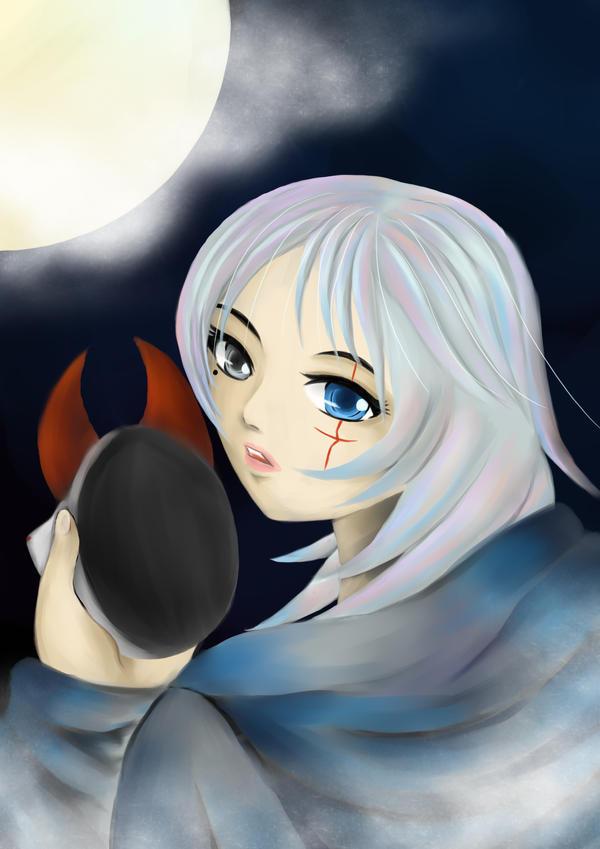 Aoi, Luna by MinatoSaki