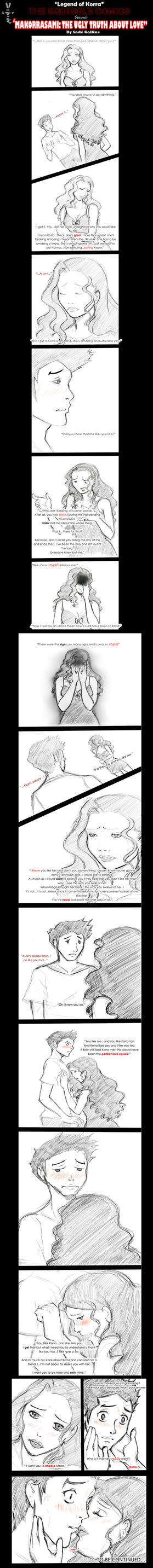 LoK: Makorrasami~The Ugly Truth About Love by LittleMissSquiggles