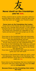 Food For Thought On Friendships