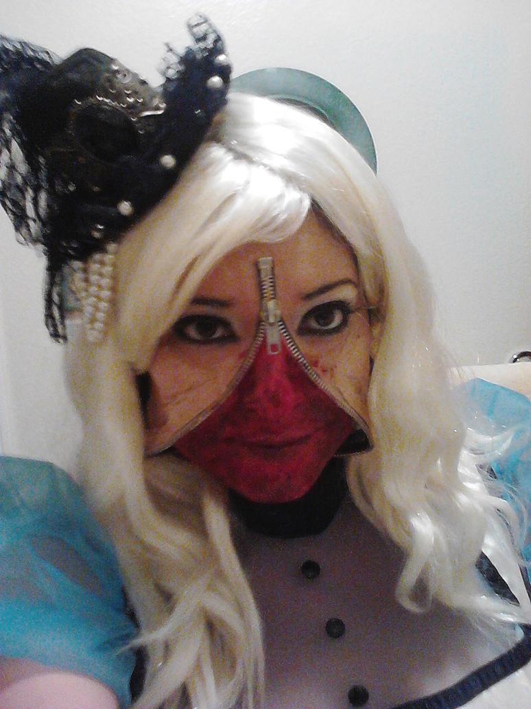 my halloween costume by Mocosamoco