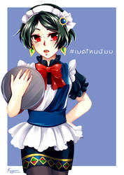 Original - Maid Thai Niyom by mirror-bluemoon