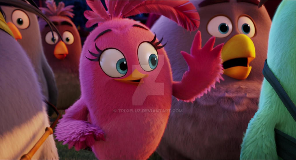 Stella The Angry Birds Movie 2016 By Trixieluz On Deviantart