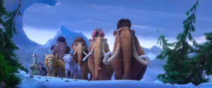 The Herd- Ice age collision Course
