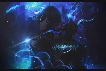 Moonlight Samurai.