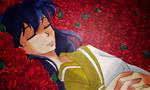 bed of roses by Unlovedneko-chan94