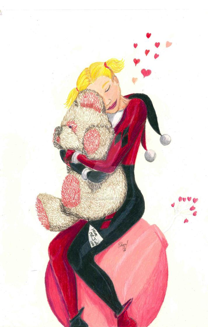 Harley Quinn Love by MissouriMutants