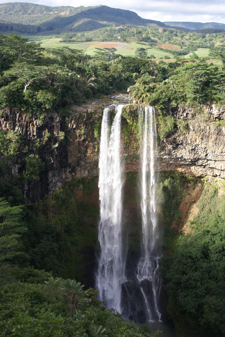 Waterfall by Heike09