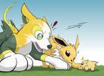 fast pokemon draw #25