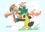 fast pokemon draw #27