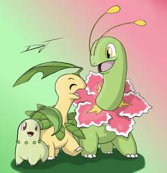 fast pokemon draw #28 by DJ95code-hope