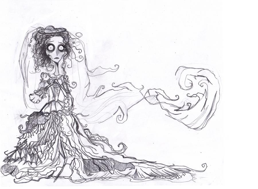 Miss Havisham by Mrs-Lovett-da-Pirate on DeviantArt