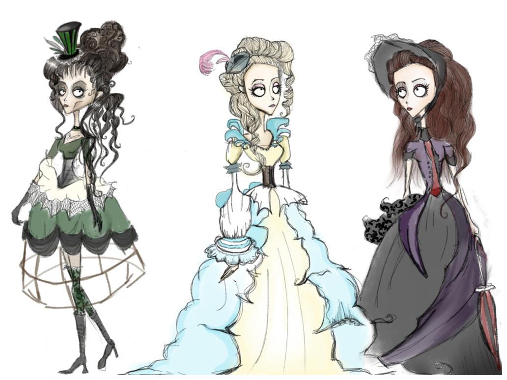 Upper Class by Mrs-Lovett-da-Pirate