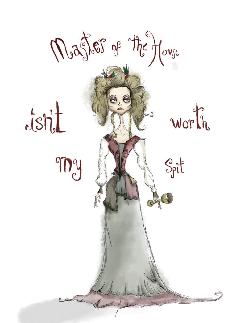 Even more Thenardier by Mrs-Lovett-da-Pirate