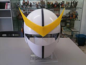 Kyashan helmet 2