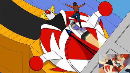 Jumping by farstar09