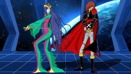 Queens and Captains by farstar09