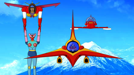 Robots and aircrafts