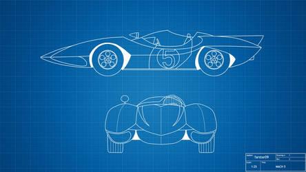 Mach 5 blueprint