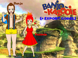 banjo-kazooie (kisekae)