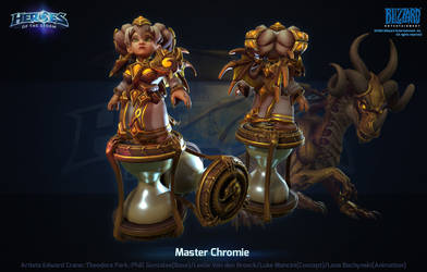 Hots Master Chromie by polydrawer