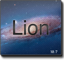 OS X Lion Button by Lwestlie