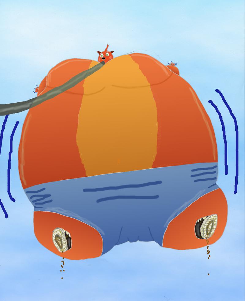 Crash by powerstone05