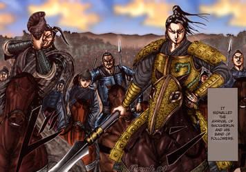 Manga kingdom shou hei kun by brook0