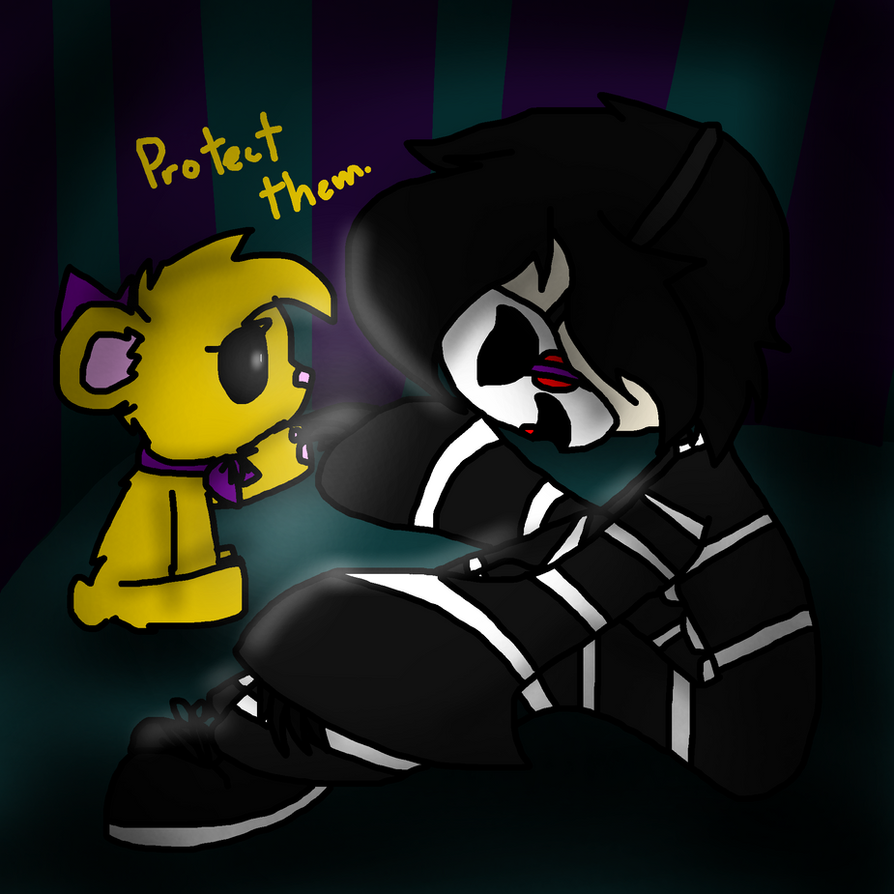 Puppet And Plush!Goldie