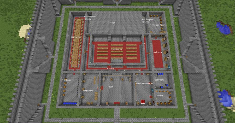how to make a floor door in minecraft
