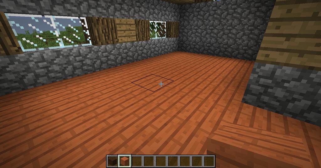 Minecraft Acacia Wood Is Freaking Orange By Quagmirefan1 On Deviantart