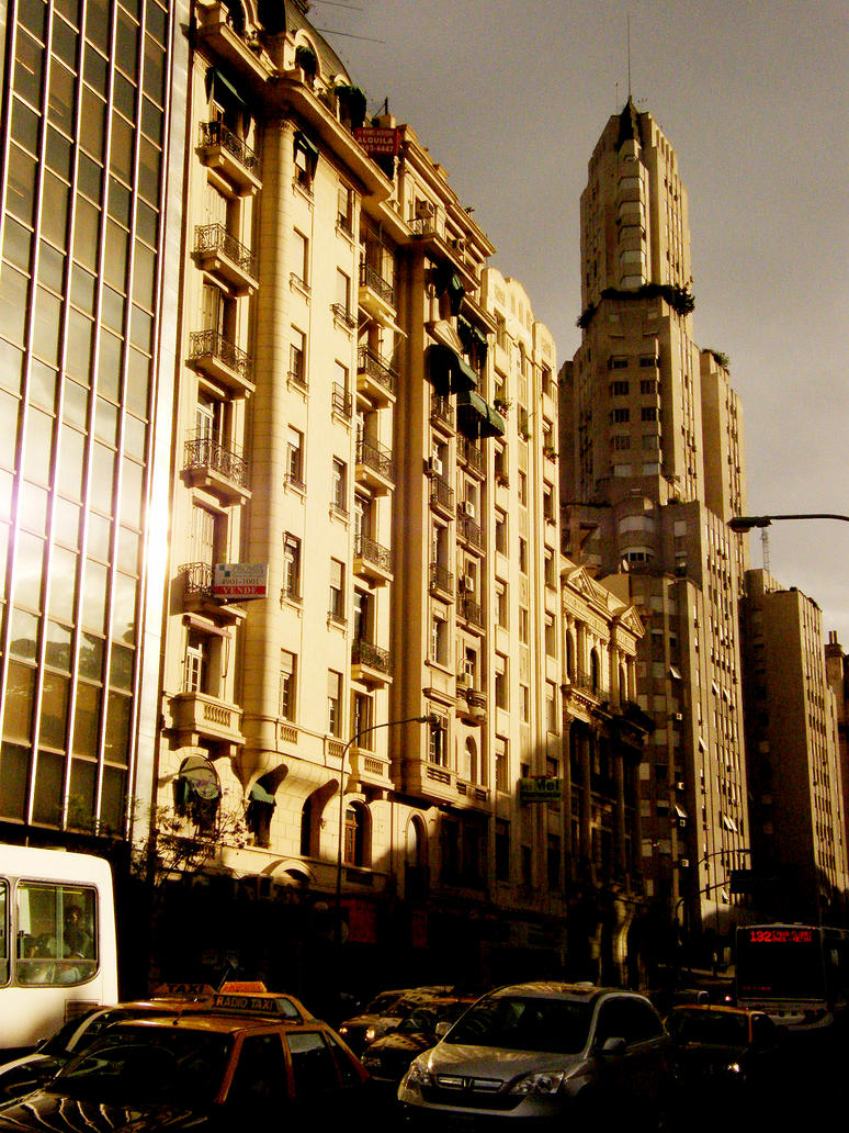 Art Deco en Buenos Aires by patycosplay on DeviantArt