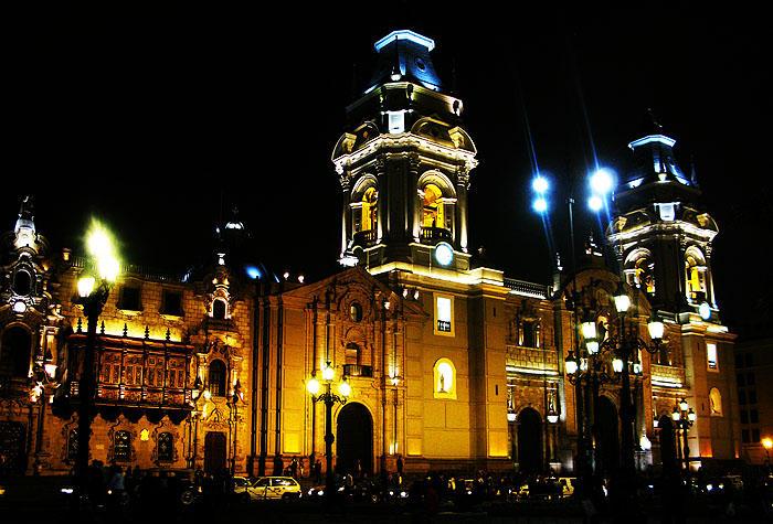 ParroquiaCatedral - Lima, Peru