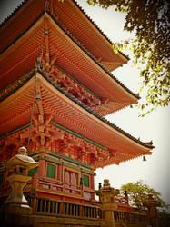 To-ji - Kioto, Japan