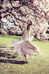 magnolia by SabrinaCichy
