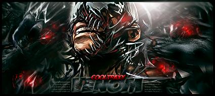 Venom by cooltraxx