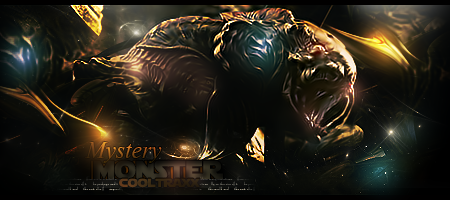 Monster by cooltraxx
