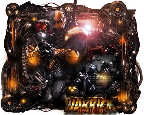 Warrior by cooltraxx