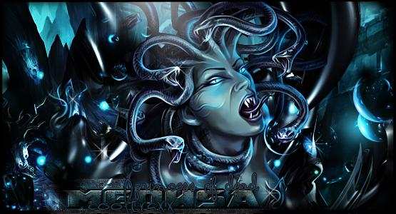 Medusa by cooltraxx