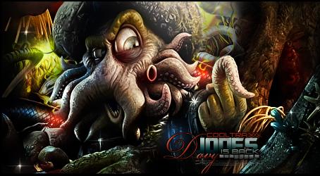 Davy Jones  my new new work... by cooltraxx