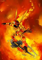 Master of Fire by cross-wired-freak