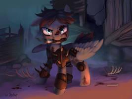 The raider by JedaySkayVoker