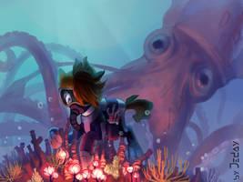 The diver [finished] by JedaySkayVoker