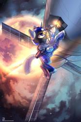 Spacepony`s routine [finished] by JedaySkayVoker